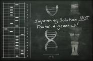 Chalkboard Imprinting Solution Not In Genetics
