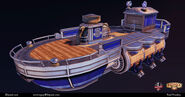 36 FounderBarge