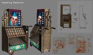 Bio Vending Machine Concepts & Model