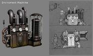 Environment Machine Concept