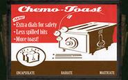 Unused Chemo-Toast Advertisement