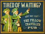 The Fellow Traveller Billboard