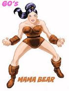 60s Mama Bear - Slug Bug