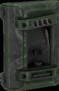 Cathode Tube holder