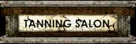 Adonis Tanning Salon sign