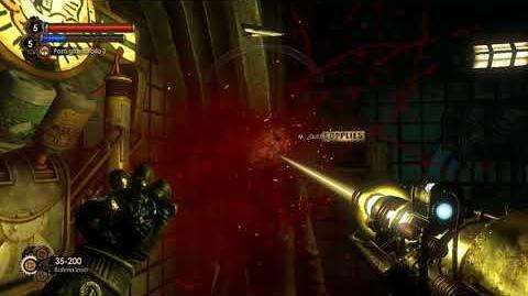 Bug BioShock 2 - Guarida de Minerva