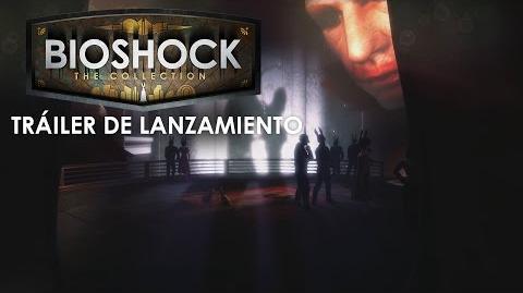 Tráiler de lanzamiento de BioShock The Collection