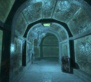 Замерший туннель