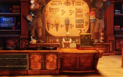 BioI Soldier's Field Dimwit & Duke Ice Cream Shoppe Main Counter & Ice Cream Vendor.jpg
