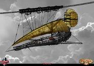 Early Gondola Concept