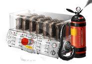 Chemo-Toaster Concept Art