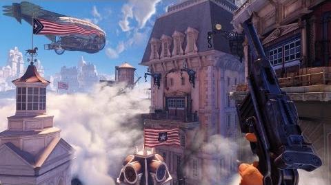 First Few Minutes of BioShock Infinite