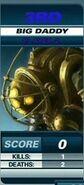 Playstation All-Stars Battle Royale Big Daddy