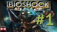 Bioshock (by 2K) - iOS - HD Walkthrough Gameplay Part 1