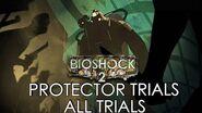 Bioshock 2 Remastered DLC All Protector Trials Full Gameplay Walkthrough