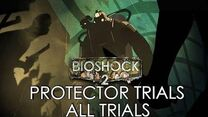 Bioshock 2 Remastered DLC All Protector Trials Full Gameplay Walkthrough
