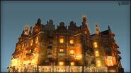 BioI Unused Hotel of Europe Facade 3