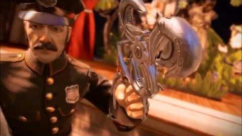 BioShock Infinite - Beast of America