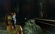 Llady smith mask