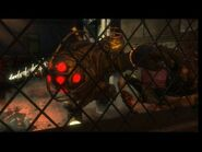 Bioshock- The Collection - Encountering Your First Big Daddy 1080p 60ps