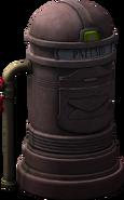 Pneumo Tube Model Render