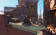 Heavy Crane Barge