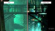 BioShock iOS vs BioShock Xbox 360 Graphics Comparison