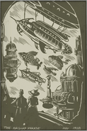 ClashintheCloud Zeppelin fair Concept