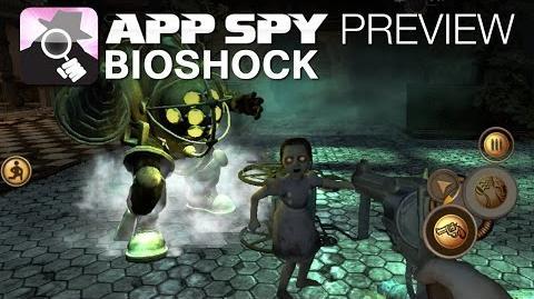 Bioshock iOS iPhone iPad Preview - AppSpy