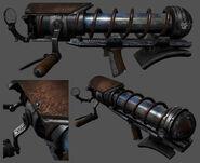 RPG model rendering