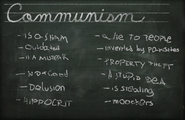 Chalkboard Communism