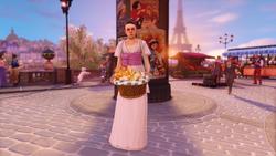 Burial at Sea Episode 2 Scripted Events Paris baguette.png