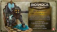 BioShock 10th Anniversary Collector's Edition Content