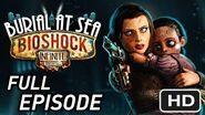 Bioshock Infinite - Burial at Sea DLC Episode 2 1998 Mode Full Walkthrough -HD- (All Collectibles)