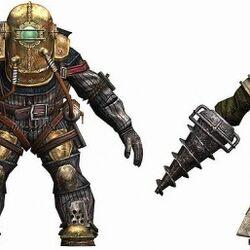 Enemigos de BioShock