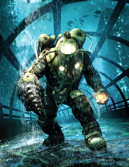 Evans0305/Flashback article: BioShock 2 was almost a semi-prequel hybrid