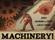 BioI Unused Fink Manufacturing Poster 4