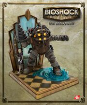 BioShock 10th Anniversary 11' Collectable Big Daddy & Little Sister Statue.jpg