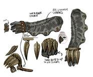 Songbird Arm Concept