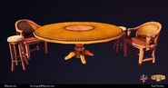 BioI Paul Presley Dining Furniture Models