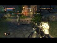 """Демонстрация вырезанного плазмида """"Ядовитые иглы"""" из BioShock 2 Multiplayer"""