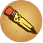 Chewed Up Pencil Icon.png