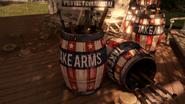 Armas de los fundadores