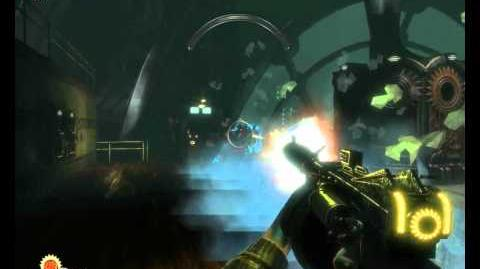 BioShock - финальный босс