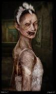 BioShock Film Concept Art - Splicer Ballerina