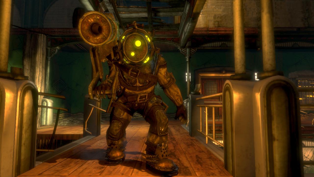 BioShock 2 Enemies