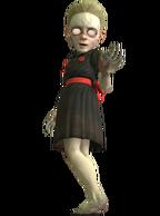 BaS Sally Little Sister Model Render