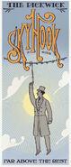 Skyhook Advertisment by Robb Waters