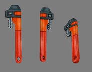 BioShock 3D Wrench