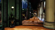 BioShock Infinite Removed Multiplayer Museum Level 7
